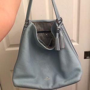 Large soft leather Kate Spade purse!